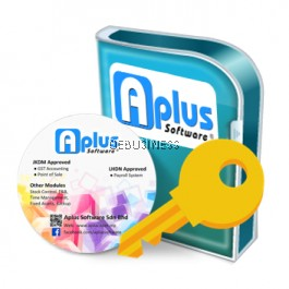 Aplus V12 Accounting / Billing / Recurring voucher AA12 non keylock